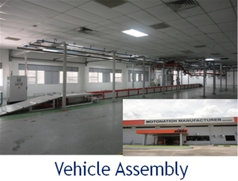Vehicle Assembly